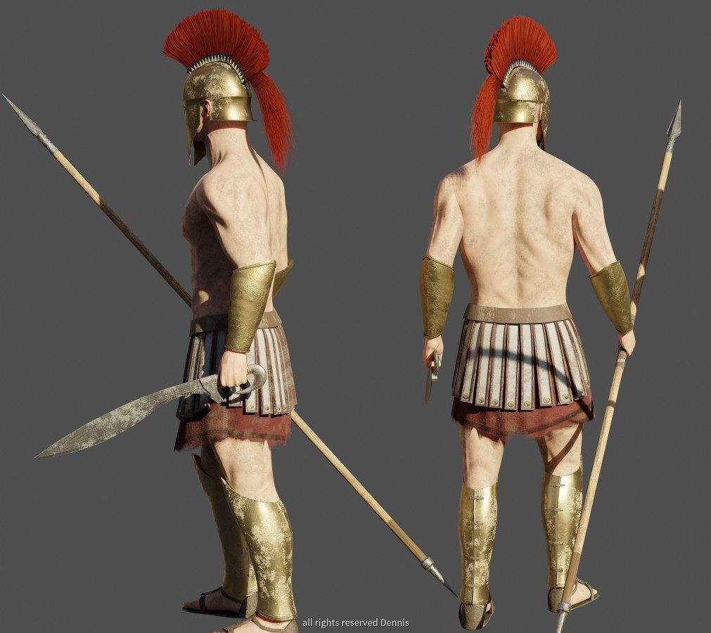 Spartan Hero
