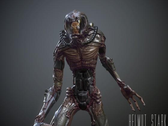 Biomech Suit (Realtime)