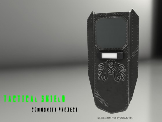 TacticalShield Community Project