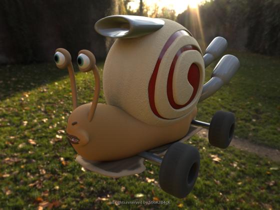 Snailracer :D