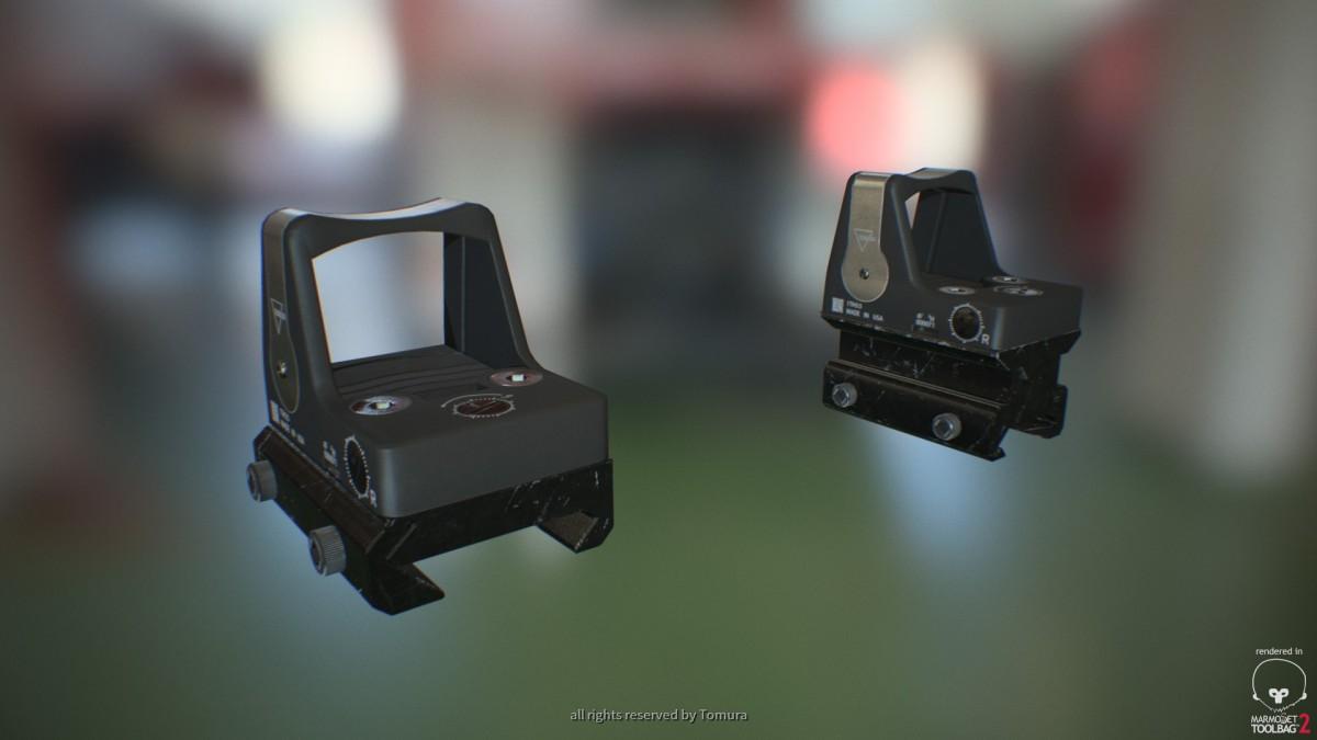 Mini Reflex Sight