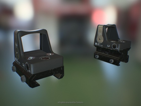 Mini Reflex Sight