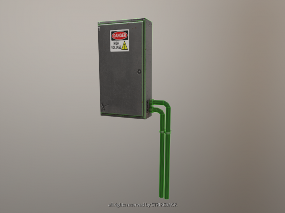 """HightVoltage"" GameAsset PBR"