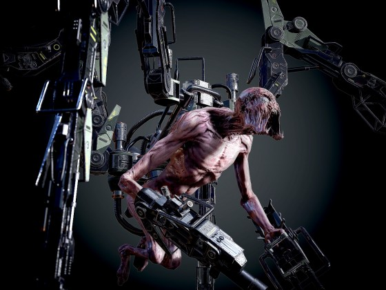 BioMech Boss
