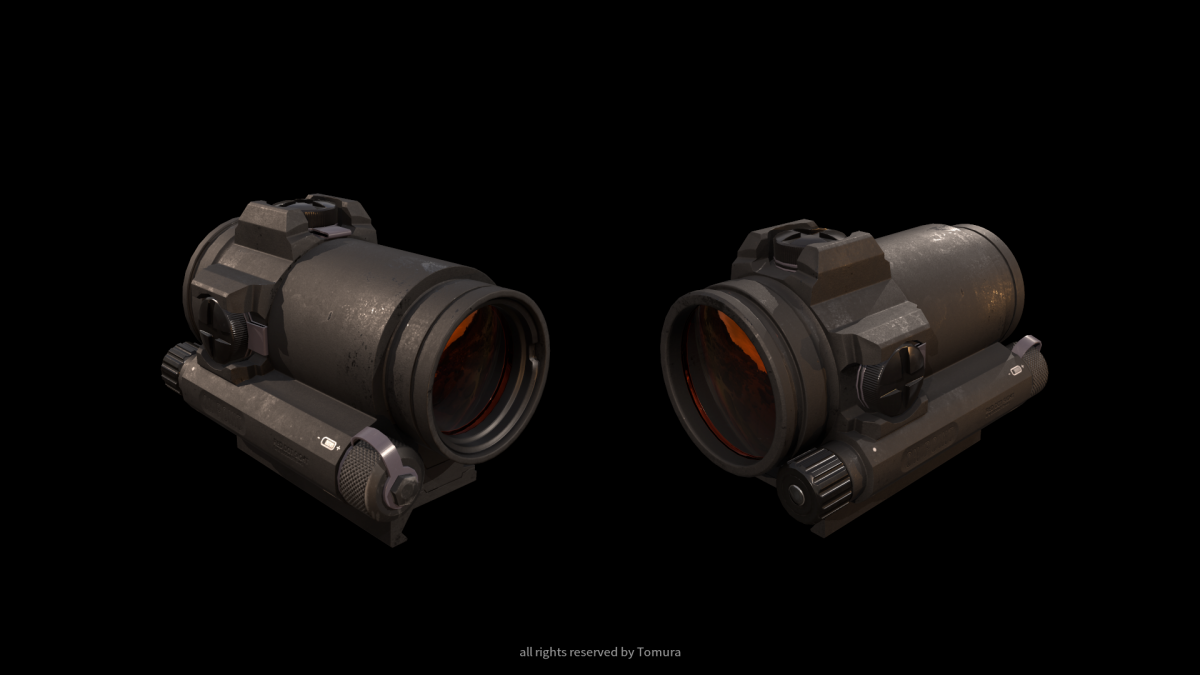 Red Dot Sight (AimPoint)