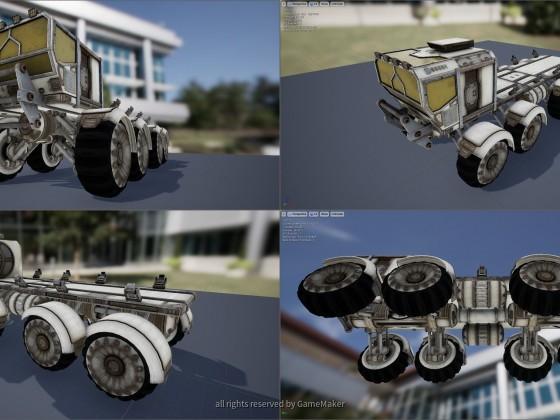 Planetary Rover