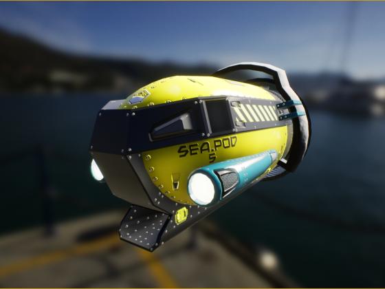 SEA POD 5