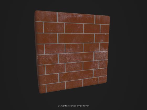 Wet Brick