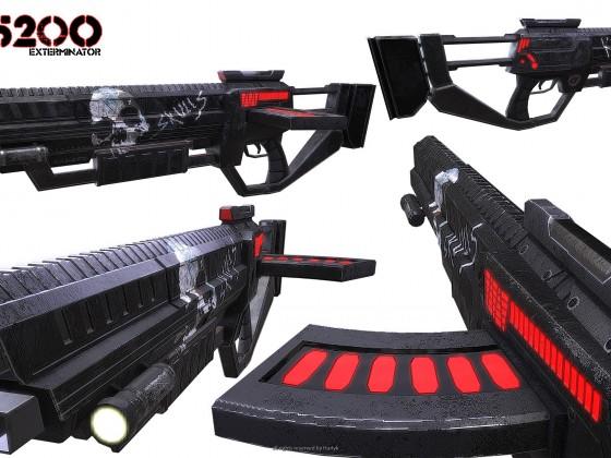 Exterminator 5200