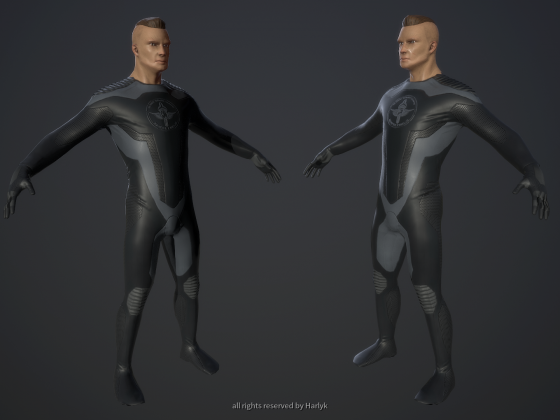 Marine Suit