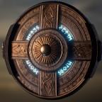Schild des Gottes von Midgard - Mai Challenge