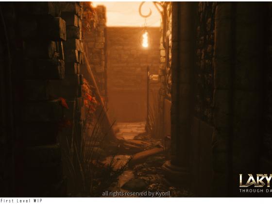 Labyrinth Fan Projekt: Erstes Level