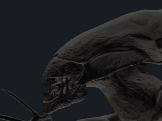 Alien Mother Preview