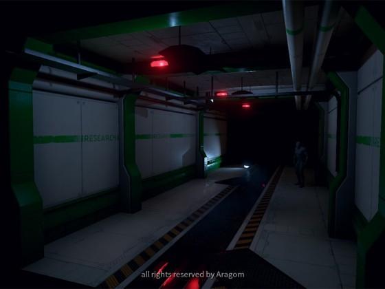 Sci-Fi Floor AIHTO