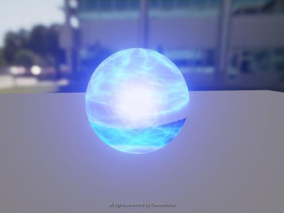 SSSV - Plasmakugel
