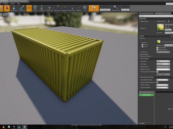 Container V2 by MKGS1986 Bild 2