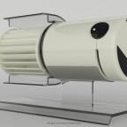 Braun HL 70 - Desktop fan