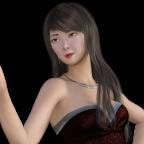 Japanese Disco Girl #6