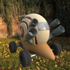 Snailracer Back