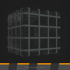 Procedural Glass/Window Texture