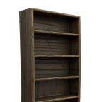 Stylized cupboard