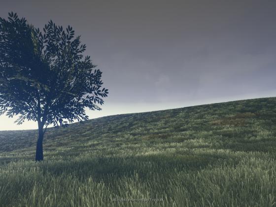 Unreal Engine Szene