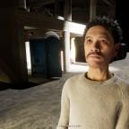 Character 2 - meta human - crime investigation