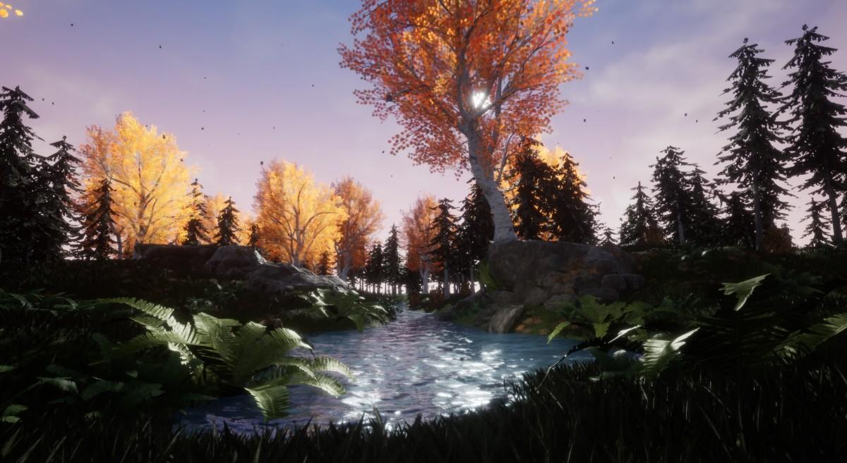 ForestScene (NewVersion)