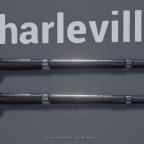 Ein paar Screenshots auf unserer Waffenabteilung :) natürlich 4k-PBR Textures ;)