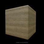 Old Wood Planks Ground Texture - Komplette Ansicht
