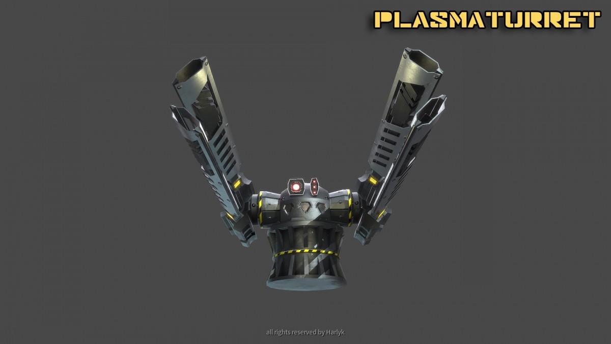 Plasmaturret