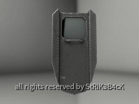 TacticalShield Back