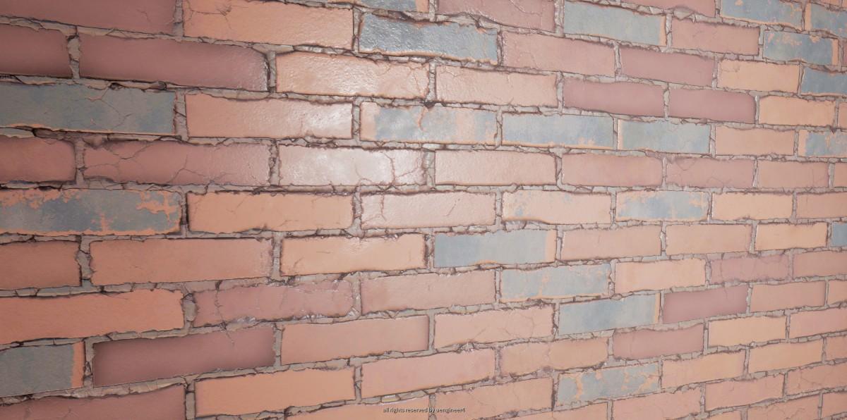 Brick study