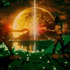 Showdown auf einem fernen Planeten