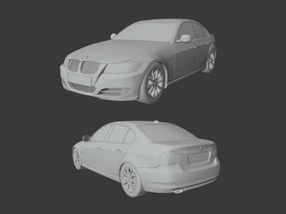 BMW E90 LCI